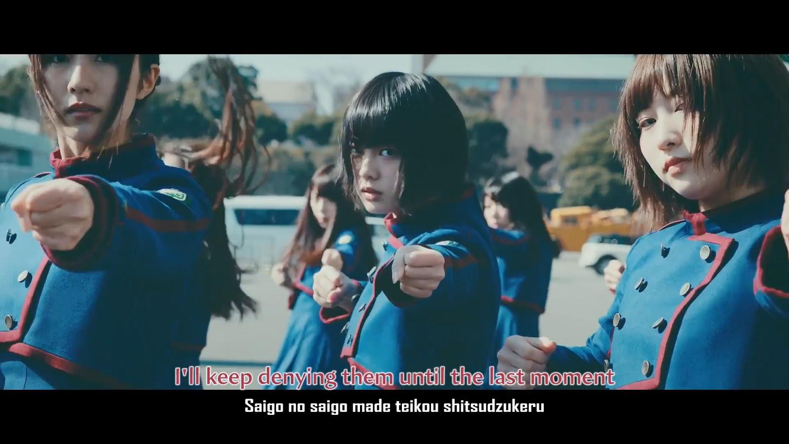 Keyakizaka46 – Fukyouwaon (Eng. Sub) 1080p