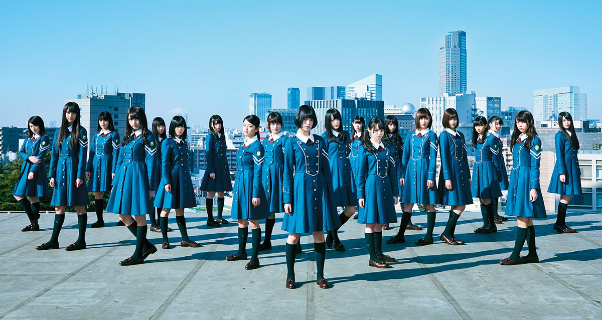 Keyakizaka46SilentMajorityPromo