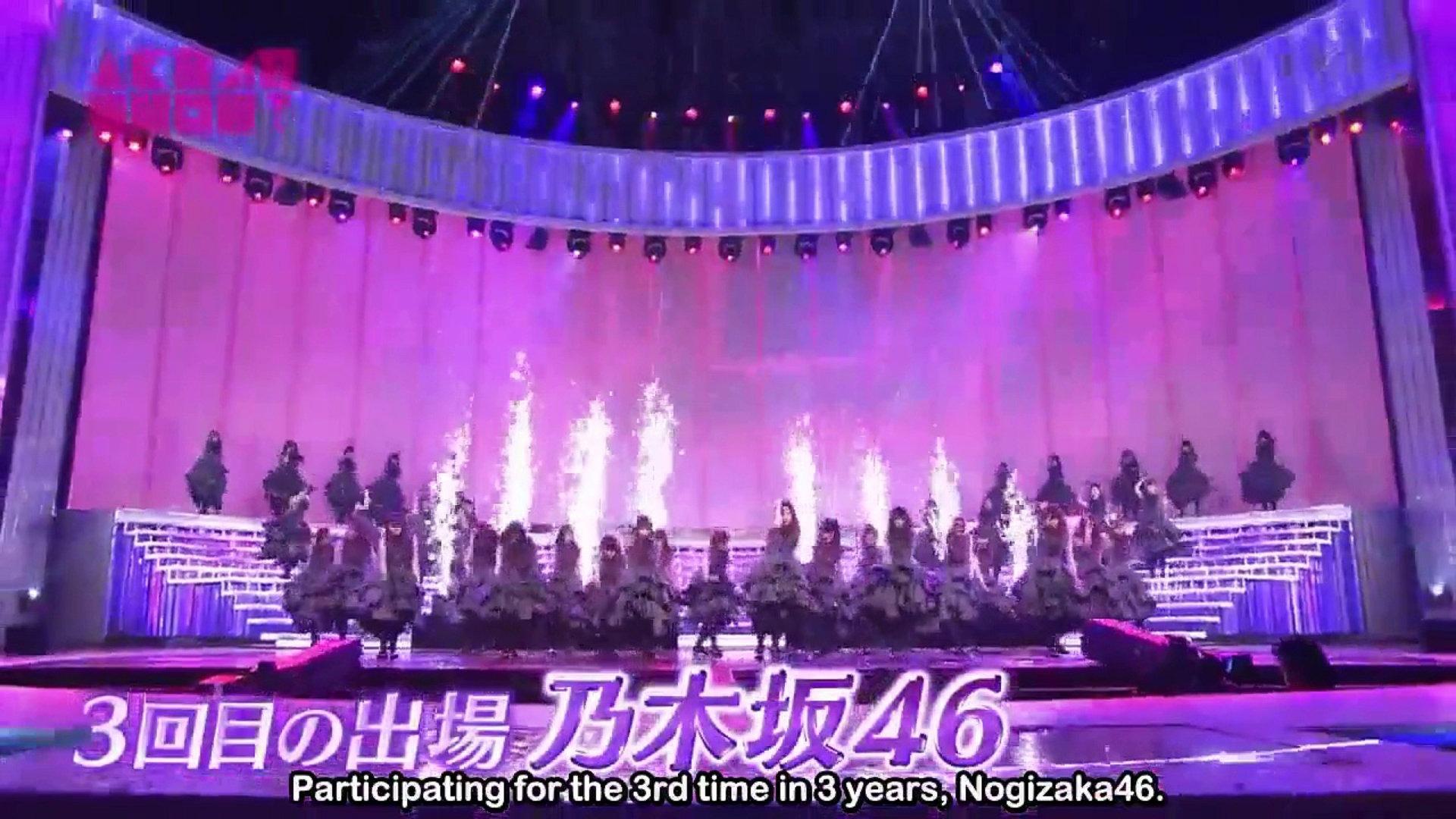 AKB48 SHOW! ep172: Kouhaku Utagassen Special (English Sub) | KEYAVIDS
