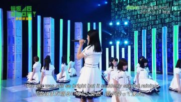 AKB48 SHOW! Remix 04 (Keyakizaka46 SHOW! Remix) (English Sub)