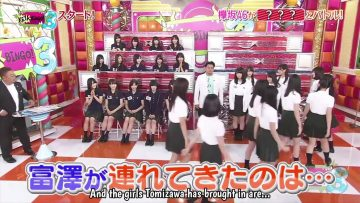 [EP01] KEYABINGO!3: Kanji vs. Hiragana Keyaki Teamwork Battle! (English Sub)