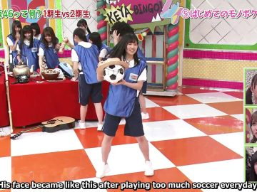 [EP03] KEYABINGO!4: Intense 6-stage Competition – 1st vs 2nd Gen Part 2 (English Sub)
