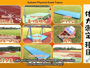 [EP08] Keyakitte, Kakenai?:  Athletic ability test, part 2 (English Sub)