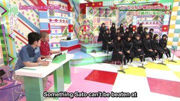 [EP138] Keyakitte, Kakenai?: You Will Not Beat Me at This! Battle (English Sub)