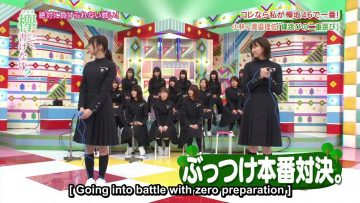 [EP139] Keyakitte, Kakenai?: You Will Not Beat Me at This! Battle Part 2 (English Sub)