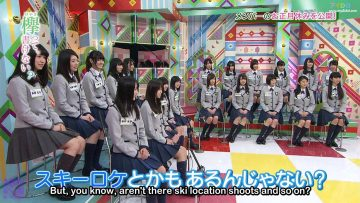 [EP18] Keyakitte, Kakenai?: Members' New Year Report (English Sub)