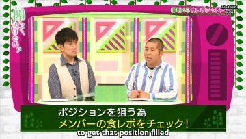 [EP54] Keyakitte, Kakenai?: Food Reporter Challenge! (English Sub)
