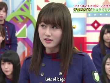 [EP89] Keyakitte, Kakenai?: Bag Check! (English Sub)