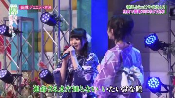 [EP94] Keyakitte, Kakenai? (1 Hour SP): Kanji vs. Hiragana Summer Song Karaoke Battle in Yukata (English Sub)