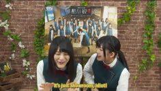 SHOWROOM: Keyakizaka46 × Zankoku na Kankyakutachi (2017.05.19) (English Sub)