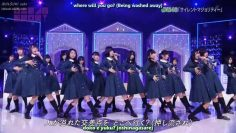 Silent Majority – Nogizaka46 Show! (2016.04.16) (English Sub)