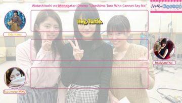 WataMono 2017.03.24: Urashima Taro Who Cannot Say No (English Sub)