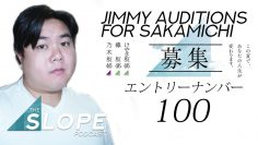 Jimmy Auditions for Sakamichi Series??? – The SLOPE Podcast Episode 36