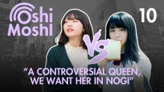 "Oshi Moshi Idol Podcast Episode 10 – ""Secrets, Scandals, Showroom"""