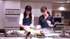 Watanabe Rika x Iguchi Mao Selfie TV