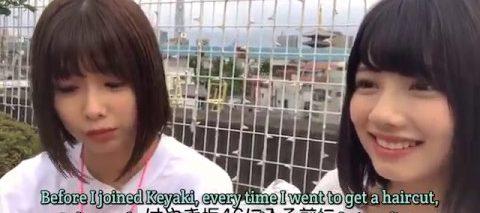 Watanabe Risa x Watanabe Miho Selfie TV (English Sub)