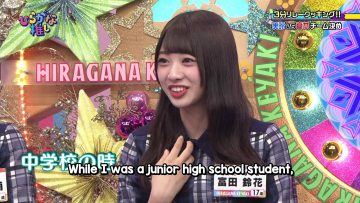 [EP29] Hiragana Oshi (English Sub)