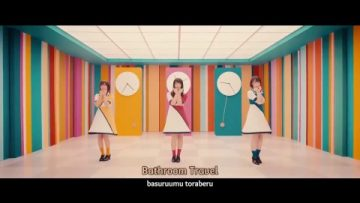 Ozeki Rika, Nagahama Neru, Koike Minami – Bathroom Travel (English Sub)
