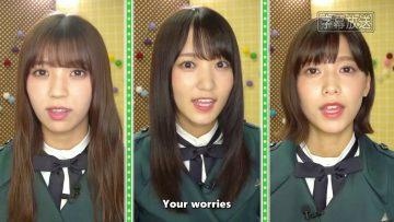 Sakutto! Keyakizaka46 Episode 1