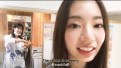Suzumoto Miyu X Takamoto Ayaka 7th Single Bonus Selfie TV