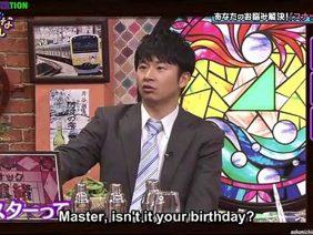 [EP44] Hiragana Oshi (English Sub)