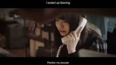 AEON Card x Keyakizaka CM Web Movie 02: Nagahama Neru (English Sub)