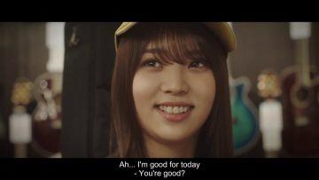 AEON Card x Keyakizaka CM Web Movie 03: Kobayashi Yui x Watanabe Risa (English Sub)