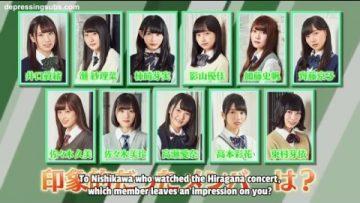 Hiragana Keyakizaka46 Show! (AKB48 Show! ep 173) (English Sub)