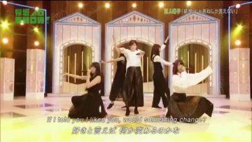 Keyakizaka46 Show! (AKB48 Show! ep 166) (English Sub)
