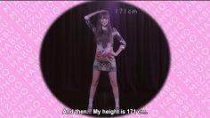 Habu Mizuho 1st Single Individual PV (English Sub)