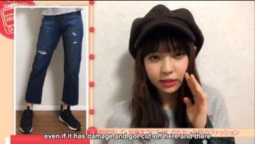 Kobayashi Yui Selfie TV (English Sub)