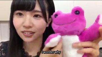 Matsuda Konoka 2018.06.15 SHOWROOM /w Ozeki & Maichun (English Sub)