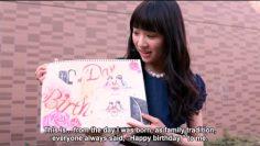 Sato Shiori 1st Single Individual PV (English Sub)
