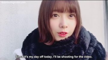 Watanabe Risa Selfie TV (English Sub)