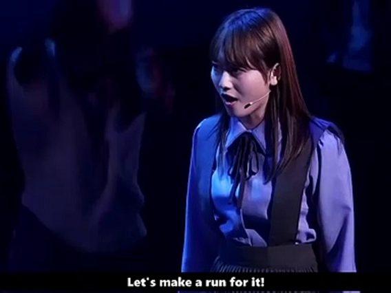 Zambi (Team Blue) – Sugai Yuuka and Moriya Akane Duet
