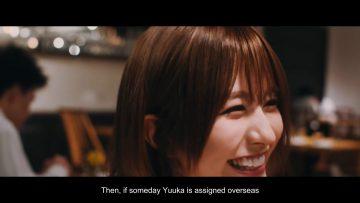 AEON Card x Keyakizaka CM Web Movie: Sugai Yuuka x Moriya Akane x Habu Mizuho (English Sub)