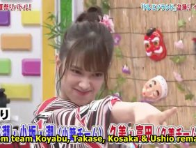 [EP02] HINABINGO!2: Koyabu Team vs Kumi Team (English Sub)
