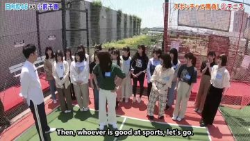 [EP10] HINABINGO!: Let's Go Out In Casual Clothes! Part 1 (English Sub)