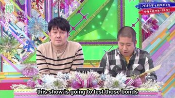 [EP207] Keyakitte, Kakenai?:  Testing the Bonds Between 1st and 2nd Generation Members (English Sub)