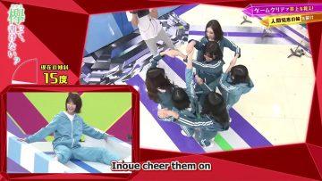 [EP215] Keyakitte, Kakenai?: Big Slide Challenge (English Sub)