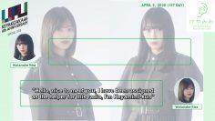 KeyaMimi 2020.4.3: Watanabe Rika and Watanabe Risa (English Sub)