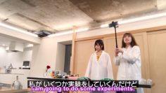 Saito Fuyuka ⨯ Higashimura Mei Selfie TV (English Sub)