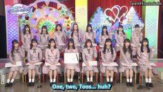 Hinatazaka46 Debut Anniversary Special LIVE + TALK (English Sub)
